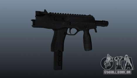 Pistola automática TMP para GTA 4 terceira tela