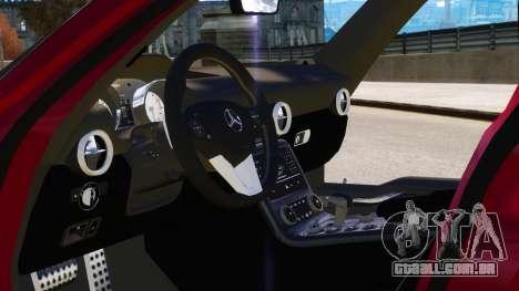 Mercedes Benz SLS AMG 2011 v3.0 [EPM] para GTA 4 motor