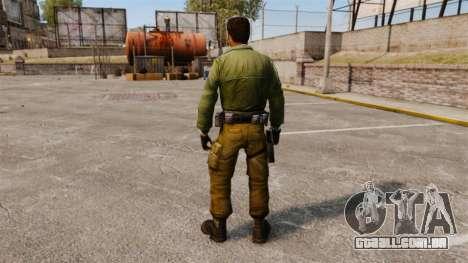Médio Oriente terrorista Elite Crew para GTA 4 terceira tela