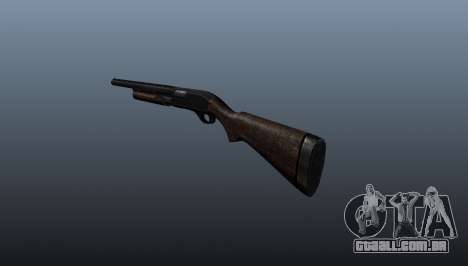 Shotgun da bomba-ação Remington 870 para GTA 4 segundo screenshot