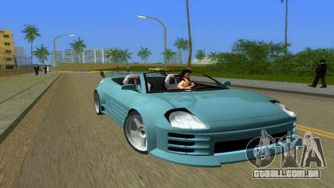 Mitsubishi Eclipse GT 2001 para GTA Vice City