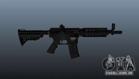 M4 Carbine EN4CR para GTA 4 terceira tela