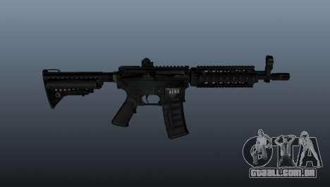 M4 Carbine EN4CR para GTA 4 terceira tela