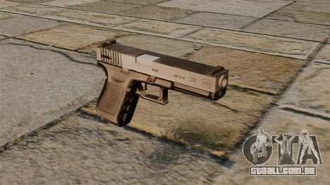 Auto Glock 18 c para GTA 4