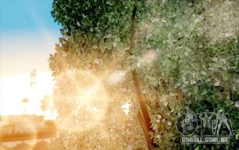 Atmosphere realistic autumn v1.0 para GTA San Andreas sexta tela