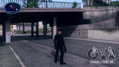 Freddy Krueger para GTA San Andreas terceira tela