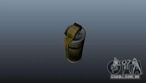 Romã para GTA 4 terceira tela