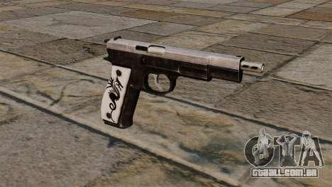 Pistola atualizada CZ75 para GTA 4