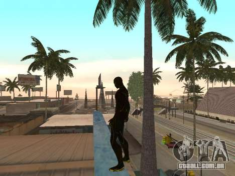 Homem-aranha para GTA San Andreas