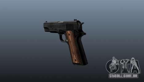 Pistola M1911 para GTA 4 segundo screenshot