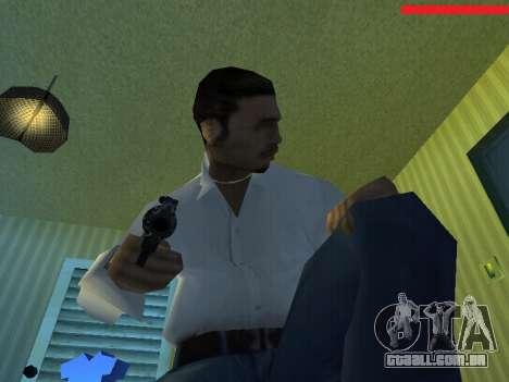 Colt Python para GTA San Andreas segunda tela