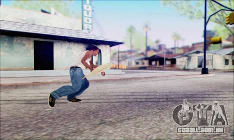 Batalha Ide para GTA San Andreas terceira tela