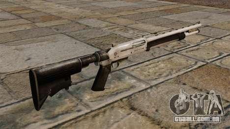 Nova shotgun da bomba-ação para GTA 4 segundo screenshot