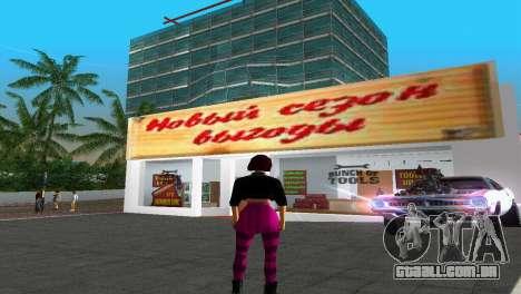 Loja de ferramentas para GTA Vice City