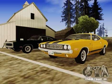 SA_RaptorX v 1.0 para PC fraco para GTA San Andreas décima primeira imagem de tela