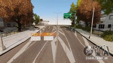 Street Race Track para GTA 4 terceira tela
