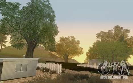 Behind Space Of Realities - Cursed Memories para GTA San Andreas sexta tela