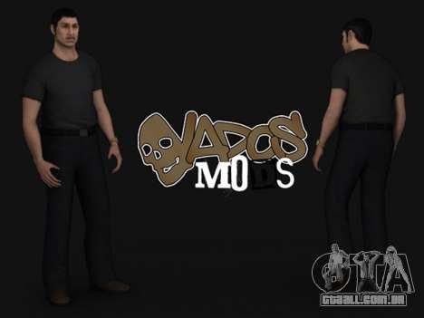 La Cosa Nostra HD Pack para GTA San Andreas terceira tela