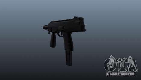 Pistola automática TMP para GTA 4 segundo screenshot