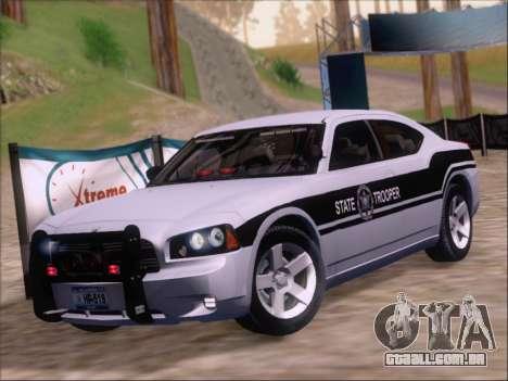 Dodge Charger San Andreas State Trooper para GTA San Andreas