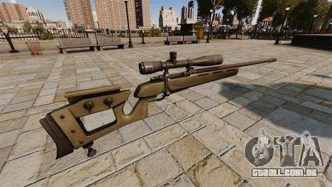 GOL Sniper Magnum sniper rifle v2 para GTA 4 segundo screenshot