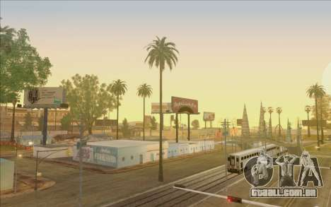 Behind Space Of Realities - Cursed Memories para GTA San Andreas terceira tela