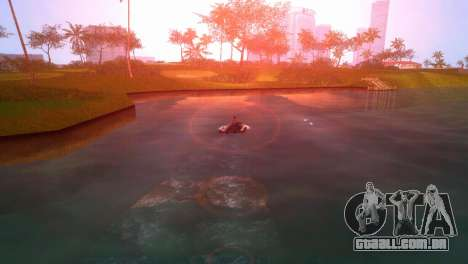 Sun effects para GTA Vice City terceira tela