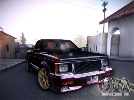 Mitsubishi Cyclone para o motor de GTA San Andreas