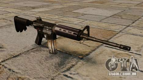 Automáticos carabina M4 para GTA 4