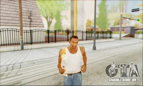 Papel higiênico para GTA San Andreas terceira tela