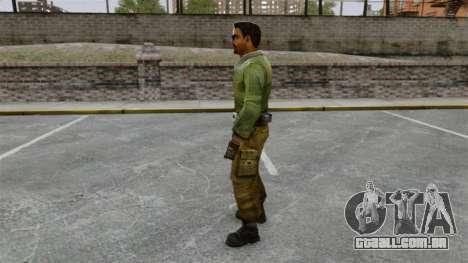 Médio Oriente terrorista Elite Crew para GTA 4 segundo screenshot