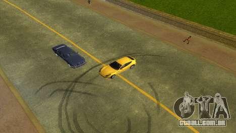 Vice City HD Road para GTA Vice City por diante tela
