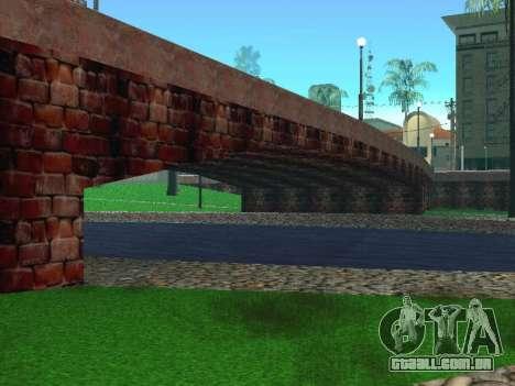 Glen Park para GTA San Andreas segunda tela