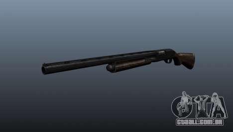 Shotgun da bomba-ação Remington 870 para GTA 4