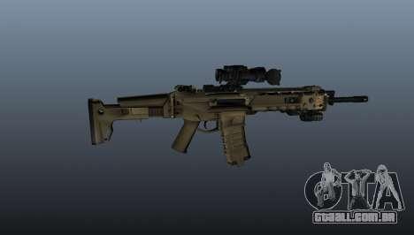 MagPul Masada Rifle de assalto para GTA 4 terceira tela