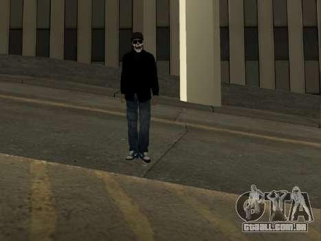 Vagos Skin Pack para GTA San Andreas segunda tela