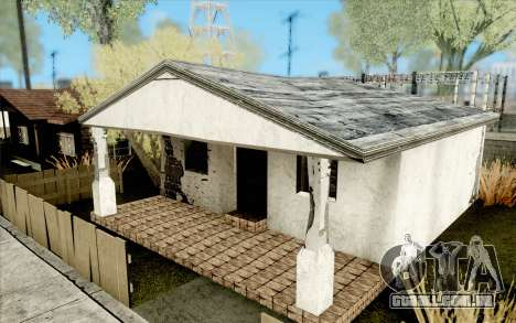 Atmosphere realistic autumn v1.0 para GTA San Andreas décimo tela