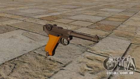 Pistola de Luger P08 para GTA 4