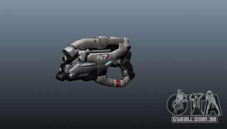 N7 Pistola de águia para GTA 4