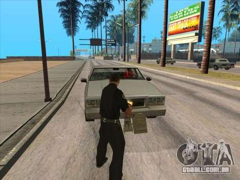 NSVT para GTA San Andreas sexta tela