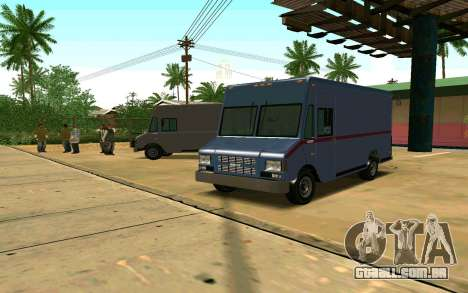 Boxville de GTA 4 para GTA San Andreas