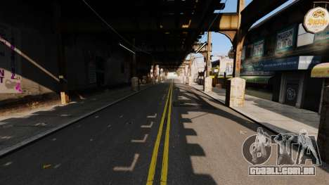 Street Race Track para GTA 4 segundo screenshot