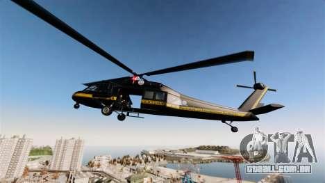 Serviços especiais Merryweather e Lester para GTA 4 sexto tela
