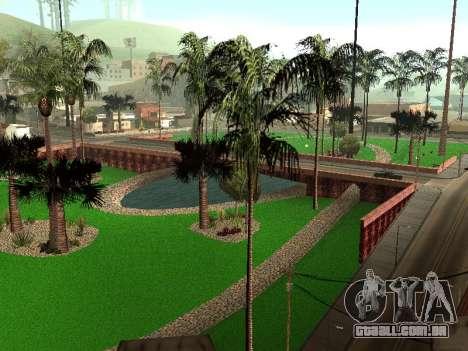Glen Park para GTA San Andreas