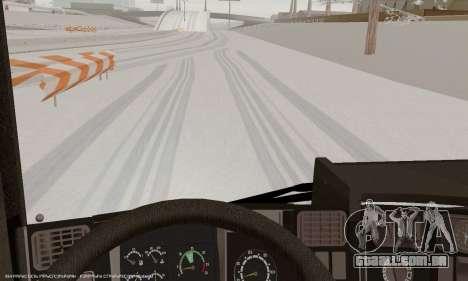 Scania P420 para o motor de GTA San Andreas