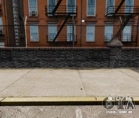 A visão de alta qualidade para GTA 4