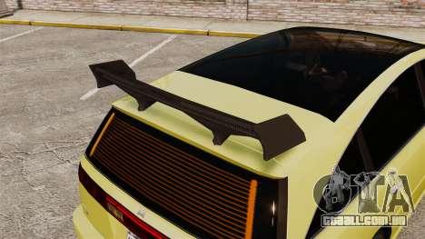 Extreme Spoiler Adder 1.0.7.0 para GTA 4 sexto tela
