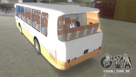 Autosan H9-21 para GTA Vice City deixou vista