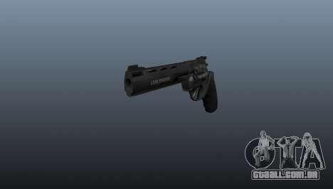 Raging Bull revólver para GTA 4