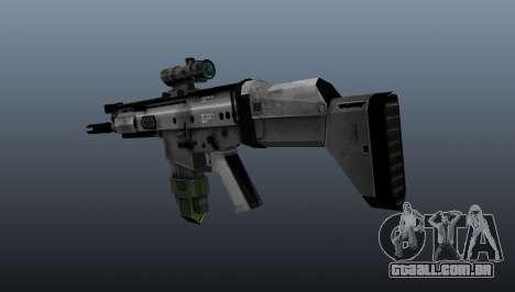 Espingarda automática FN SCAR-H para GTA 4 segundo screenshot